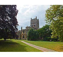 Abbey Church Photographic Print