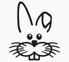 Bunny face One Piece - Long Sleeve