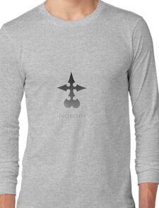 Nobody - Simplistic  Long Sleeve T-Shirt