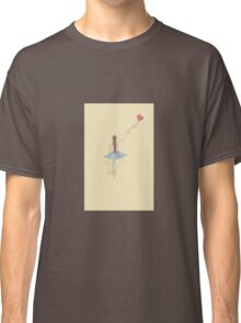 """""""Hold on to Your Love"""" by artist Elisa Piron Classic T-Shirt"""