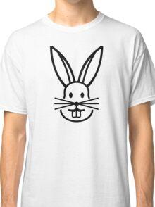 Bunny face Classic T-Shirt
