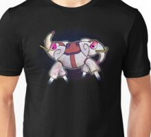 Time.Space.War.Baby. Unisex T-Shirt