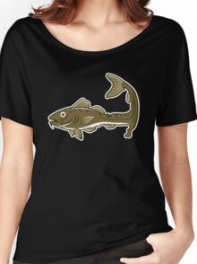 The Cape Cod Codfish Women's Relaxed Fit T-Shirt