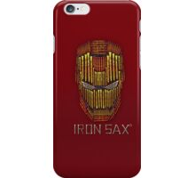 IRON SAX [Update] iPhone Case/Skin