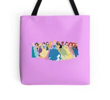 Princesses 2 Tote Bag
