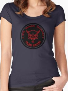 Taliban Hunters Special Forces Women's Fitted Scoop T-Shirt
