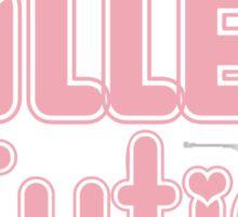 KILLER CUTIE Sticker
