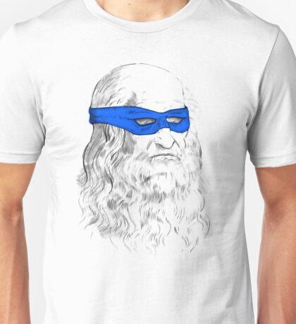 Leonardo da Turtle - TMNT Unisex T-Shirt