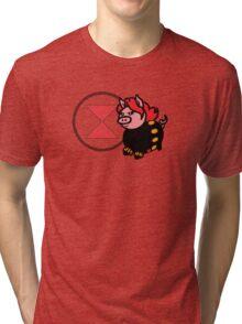 Pink Widow Tri-blend T-Shirt
