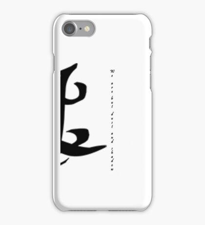 Second Half Parabatai iPhone Case/Skin