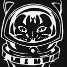 SPACE CAT SMARTPHONE CASE (Graffiti) by leethompson