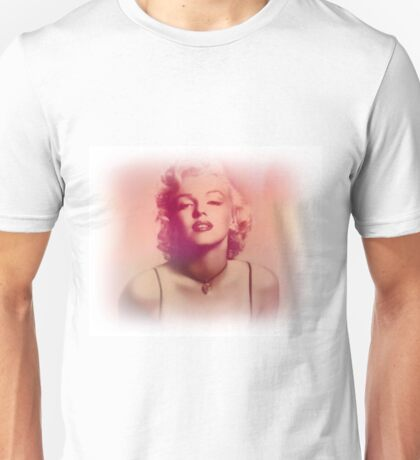 Norma Jeane Mortenson, aka Marilyn III Unisex T-Shirt