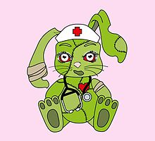 Nurse Frankie by Cassie Dean Design