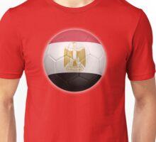 Egypt - Egyptian Flag - Football or Soccer 2 Unisex T-Shirt