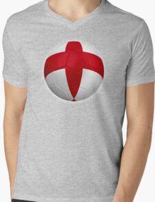 England - English Flag - Football or Soccer 2 T-Shirt