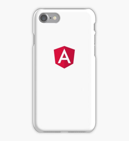 Angular 2 iPhone Case/Skin