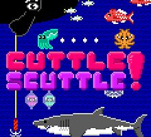 Cuttle Scuttle by Dan & Emma Monceaux