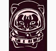 PINK SPACE CAT SMARTPHONE CASE (Graffiti) Unisex T-Shirt