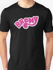Brony Logo - Pink T-Shirt
