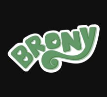 Brony Logo - Green by graphix