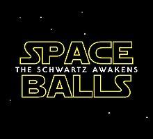 The Scwarz awakens by Nana Leonti