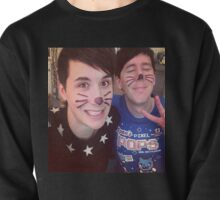 Dan & Phil (requested)  Pullover