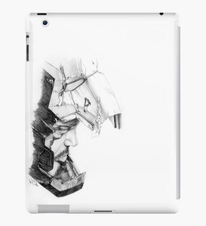 Crash Test Tony iPad Case/Skin