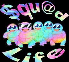 $qu@d life  by radtrash