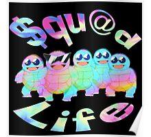 $qu@d life  Poster