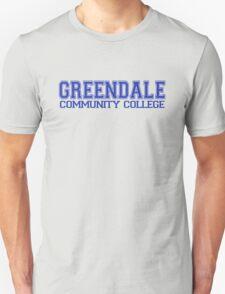GREENDALE College Jersey (blue) T-Shirt