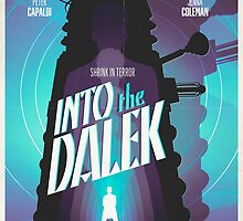 Dr. Who - Into the Dalek by maxwellhwhite