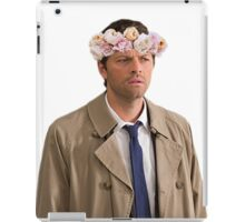 I don't understand why I need to wear the crown iPad Case/Skin