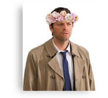 I don't understand why I need to wear the crown Canvas Print