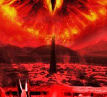 Saruman Heavy Metal Sticker