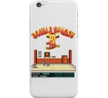 Double Dragon 3 iPhone Case/Skin