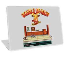 Double Dragon 3 Laptop Skin