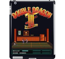 Double Dragon 3 iPad Case/Skin