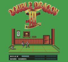 Double Dragon 3 Kids Clothes