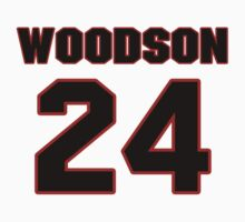 NFL Player Charles Woodson twentyfour 24 by imsport