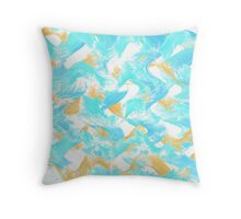 7 DAYS OF SUMMER- DESIGNER Collection ACCENT PILLOW 8 Throw Pillow