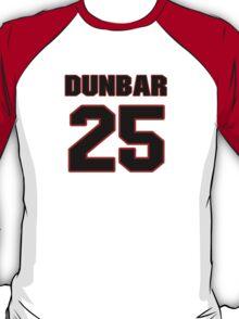 NFL Player Lance Dunbar twentyfive 25 T-Shirt