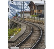 Swiss Railway iPad Case/Skin