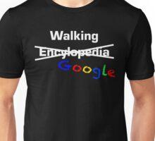 Walking Google Unisex T-Shirt