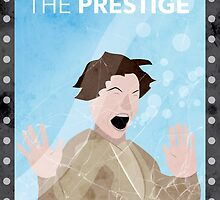 The Prestige Minimalist Movie Poster by JayeThompson