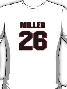 NFL Player Lamar Miller twentysix 26 T-Shirt
