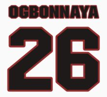 NFL Player Chris Ogbonnaya twentysix 26 T-Shirt