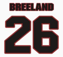 NFL Player Bashaud Breeland twentysix 26 by imsport