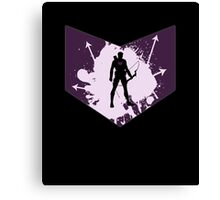 Hawkeye Logo Canvas Print