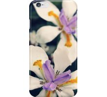 Iris Flowers iPhone Case/Skin