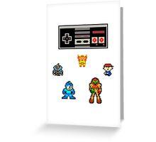 Nintendo Fanboy Greeting Card